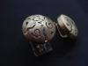 D00186 золотые серьги с бриллиантами